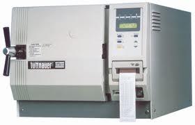 Autoclave - Tuttnauer 3870EAP (Automatic)