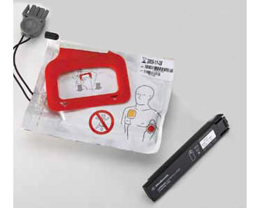 Defibrillator - Medtronic LifePak Express, Replacement Kit for Charge-Pak Battery Charger