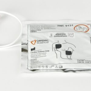 Defibrillator - Cardiac Science Powerheart, Electrodes - Adult (REF: 9131)
