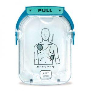 Defibrillator - Philips HeartStart, Electrodes - Adult
