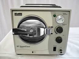 Autoclave, refurbished