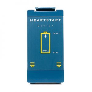Defibrillator - Philips HeartStart, Battery Pack (/products/PART number M5070A)