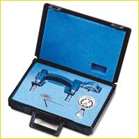 Dynamomter - includes hand, pinch and finger goniometer. Hand Evaluation Set Three Piece Set