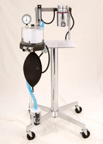 Anesthetic Gas Machines - The BICKFORD Model 51110 is our most popular machine. A safe, easy to use anesthesia delivery system, it demonstrates outstanding performance design for today's veterinary professional